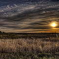 Midwest Sunrise by Jeff Burton