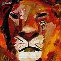 Mighty Lion by Katie Sasser