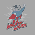 Mighty Mouse - Mighty Blast Off by Brand A