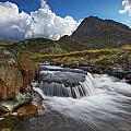 Mighty Tryfan  by Beverly Cash