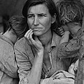 Migrant Mother by Historic Photos