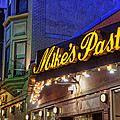 Mike's Pastry Shop - Boston by Joann Vitali