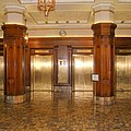 Milam Building Elevators by Antonia Citrino