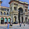 Milano Dome Square 1 by Yury Malkov