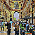 Milano Shopping Center 3 by Yury Malkov