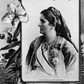 Milena Vukotic (1847-1923) by Granger