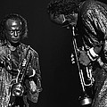 Miles Davis by Dragan Kudjerski