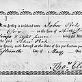 Military Due Bill, 1784 by Granger