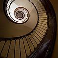 Milk And Chocolate Staircase by Jaroslaw Blaminsky
