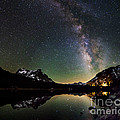 Milky Way Above Tioga Lake, Yosemite by Rogelio Bernal Andreo