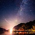 Milky Way Express by Alexis Birkill