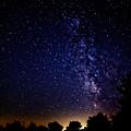 Milky Way by Lars Lentz