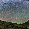 Milky Way Over Red Rock Canyon by Alan Dyer