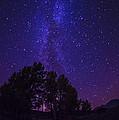 Milky Way by Vishwanath Bhat