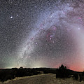 Milky Way, Zodiacal Light And Other by Alan Dyer