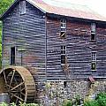 Mill by Chuck  Hicks