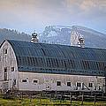Mill Creek Barn by John Cole