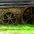 Mill Gears by Peter LaPlaca