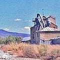 Mill View by Marilyn Diaz