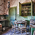 Miller House Kitchen by Priscilla Burgers