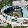 Miller Park Milwaukee Wisconsin by Bill Cobb
