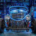 Millers Chop Shop 1946 Chevy Truck by Yo Pedro