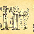 Mills Goodyear Sole Shoe Sewing Machine Patent Art 1869 by Ian Monk
