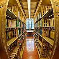 Milstein Room Nyc Library by Jerry Fornarotto