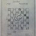 Milton Bradley Life Game Patent by Dan Sproul