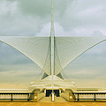 Milwaukee Art Center by Jack Zulli