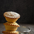 Mince Pie Stack by Amanda Elwell