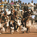 Mine Dancers South Africa by Susan McCartney