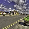 Minehead Station  by Rob Hawkins