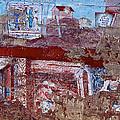 Miner Wall Art 2 by Phyllis Denton