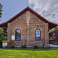 Mineral Bluff Station by Debra and Dave Vanderlaan