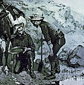 Miners Prospecting by Pg Reproductions