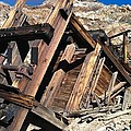 Mines Of Death Valley by Barbara Gross