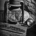 Mineworkers - The Coal Miner's Gear by Lee Dos Santos