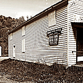 Mingo Post Office And Foxhill Farms General Store by Kathleen K Parker