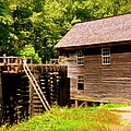 Mingus Mill by Karen Wiles