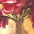 Mini Carnation Bouquet by Annie Adkins