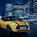 Mini Cooper S 2014 by Movie Poster Prints