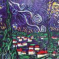 Mini Starry Night by Stefan Duncan