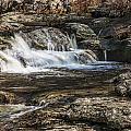Mini Waterfall by Jane Luxton