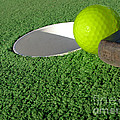 Miniature Golf by Olivier Le Queinec