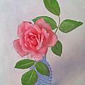 Miniature Rose IIi by David and Carol Kelly