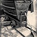 Mining Ore Cart by David Millenheft