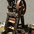Mining Portable Stamp Mill by Daniel Hagerman