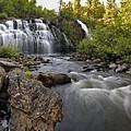 Mink Falls by Doug Gibbons