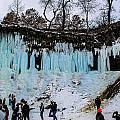 Minnehaha Falls 2 by Nick Peters